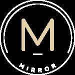 Logo Mirror Oro_biacno