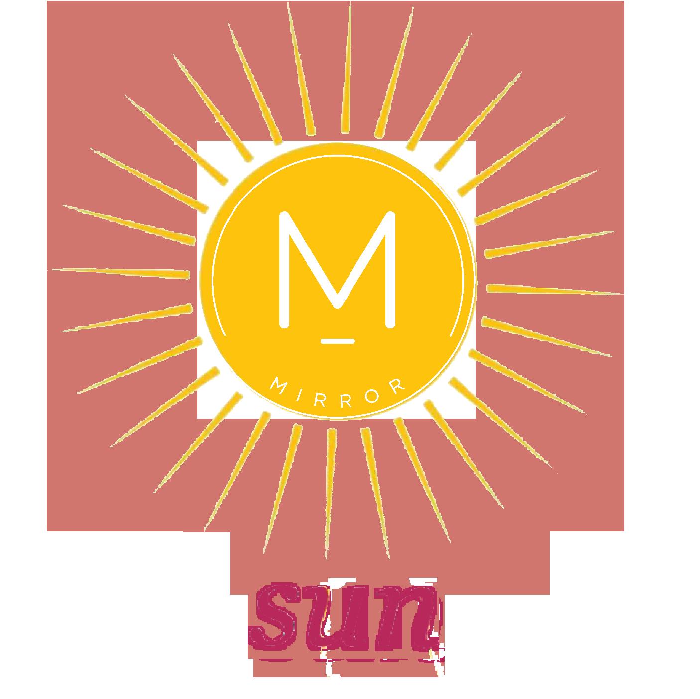 Mirror - sun