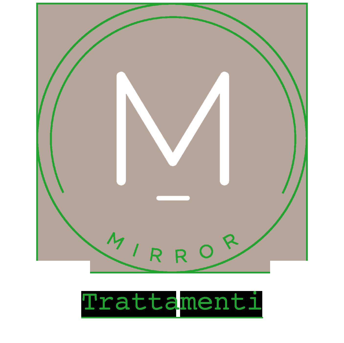 Logo mirror trattamenti sito web