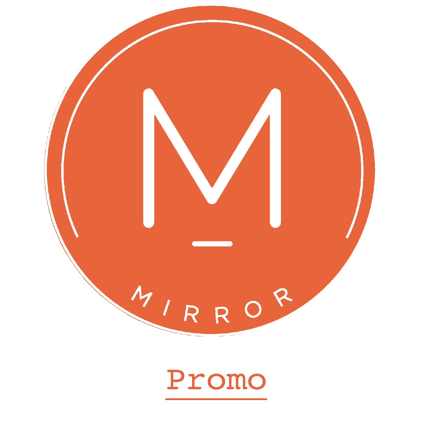 logo mirror promo